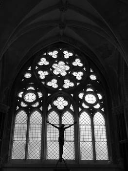 Kylemore Abbey Church by ShatteredGlass Photography