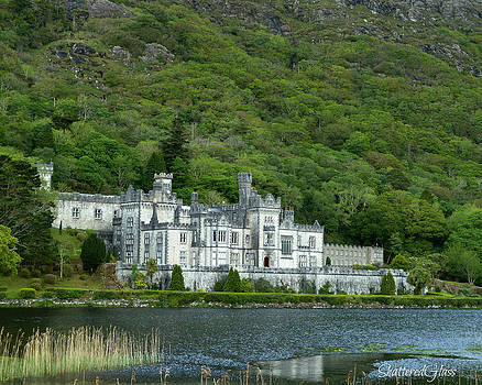 Kylemore Abbey by ShatteredGlass Photography