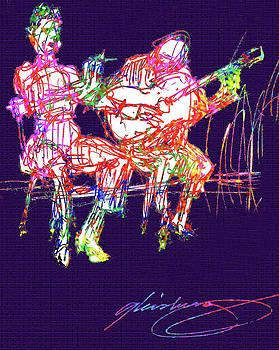 La Alma del Flamenco by Dean Gleisberg