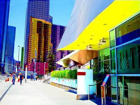 LA Architecture by Romy Galicia