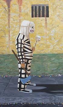 La Calaca by Enrique Alcaraz