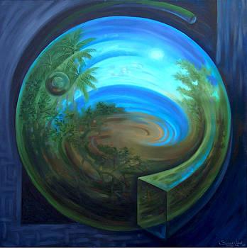 La Esfera III by Samuel Lind
