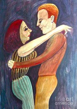 La Jolla Couple by Donovan OMalley