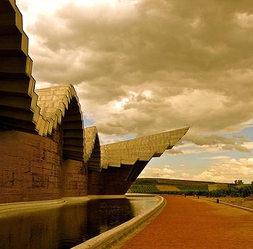 La Rioja Winery by Lisa Cooper