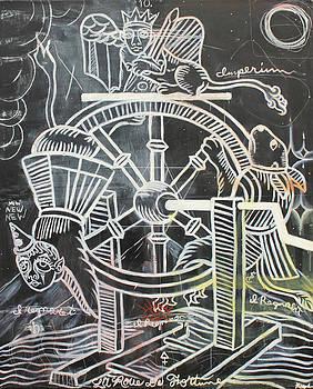 La Roue De Fortune by Dustin  Nowlin