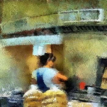 La Torta Loca (crazy Tortilla) - by Will Lopez
