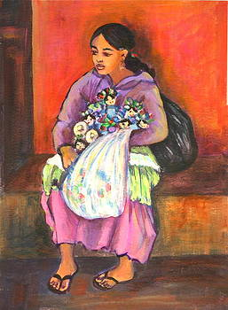 La Vendedora by Susan Santiago
