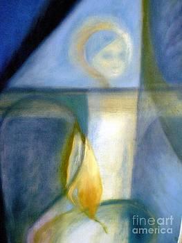 La Vierge by Jenny Goldman