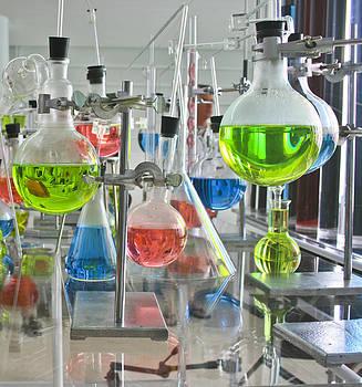 Kantilal Patel - Laboratory Experiment