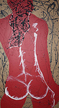 Lady 4 by Mitchell Houseman