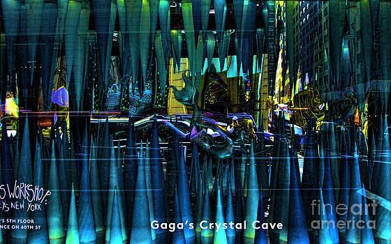 Chuck Kuhn - Lady Gaga Crystal Cave