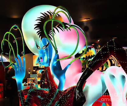 Chuck Kuhn - Lady Gaga X