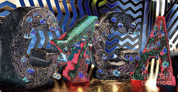Chuck Kuhn - Lady Gaga Xmas