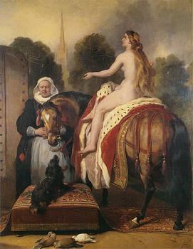 Edwin Landseer - Lady Godiva