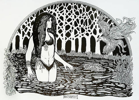 Lady in the Lake by Ben Gormley