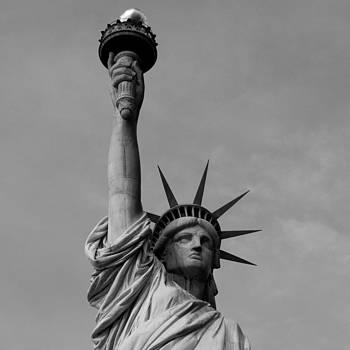 Lady Liberty by Heidi Reyher