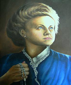 Lady of Faith by Pamela Humbargar