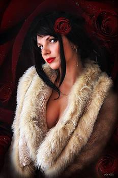 Lady Rose by Viktor Korostynski