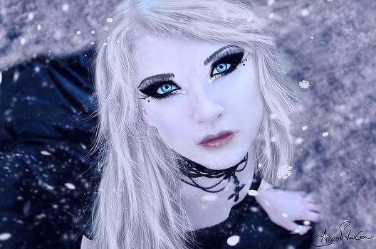 Lady Snow by Adro Von Crow