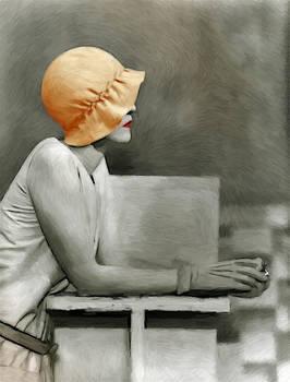 Steve K - Lady with the orange hat
