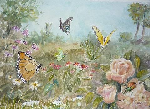 Ladybug by Dorothy Herron