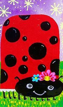 Ladybug Friend by Nancy Mitchell