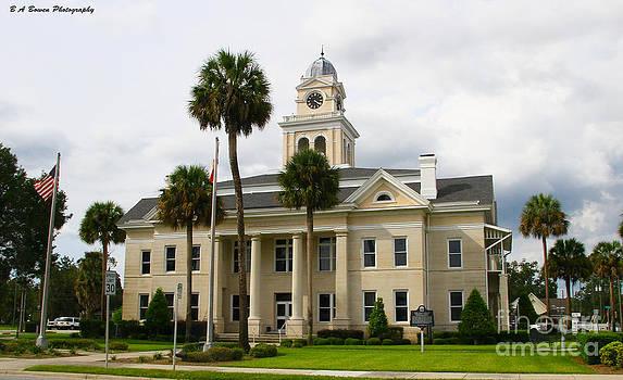 Barbara Bowen - Lafayette County Courthouse
