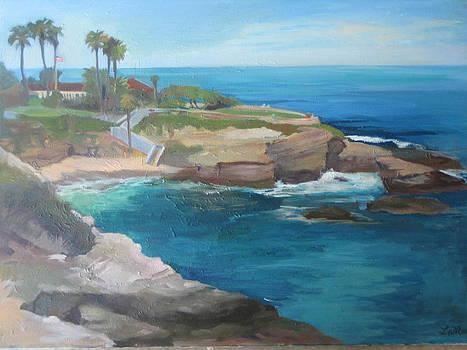 LaJolla Cove by D Marie LaMar