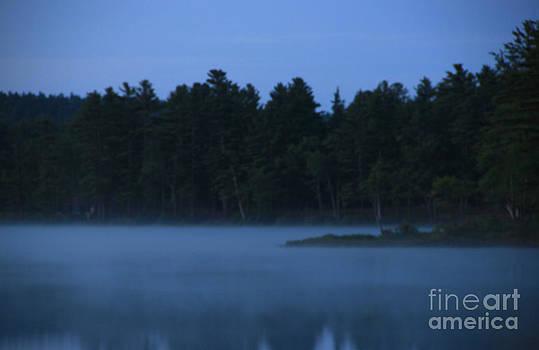 Michael Mooney - Lake Dennison sunrise 1