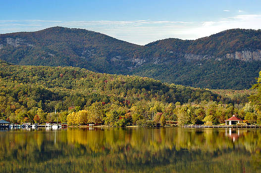 Lake Lure by Donnie Smith
