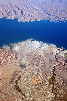 James BO  Insogna - Lake Mead Nevada Aerial
