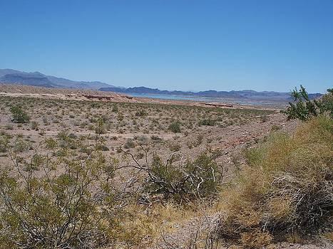 Lake Mead Nevada by Jonathan Barnes