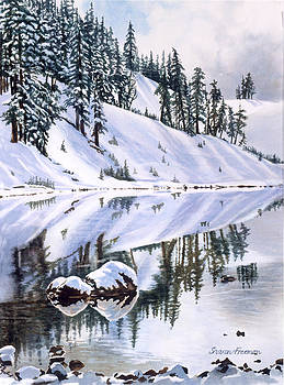 Sharon Freeman - Lake Moraine Oregon