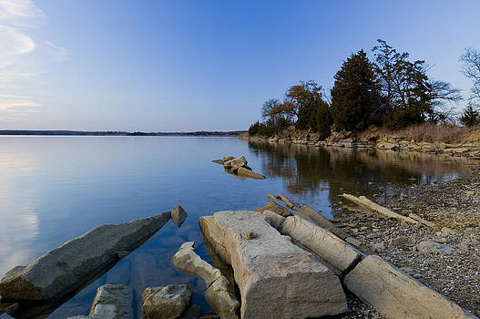 Lake Murray by Cindy Rubin