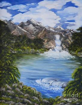 Lake of Dream by Olha Hernandez