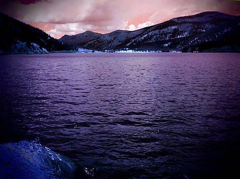 Lake San Cristobal by Max Mullins