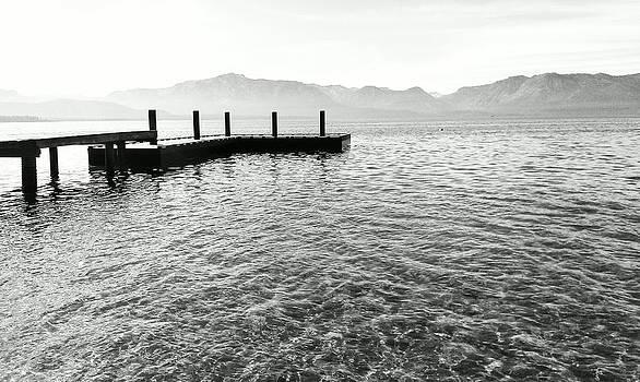 Lake Tahoe - Pier of Dreams by Brad Scott