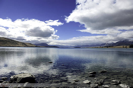 Lake Tekapo  by Sheikh Siddiquee