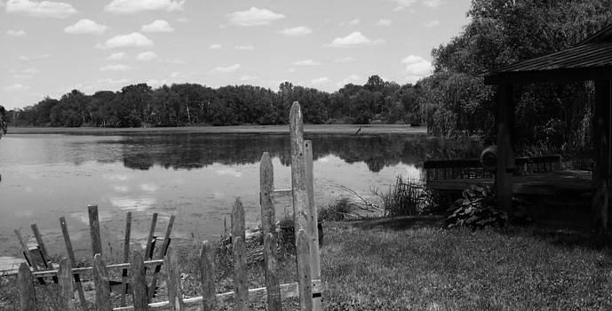 Lake Time by Anna Villarreal Garbis
