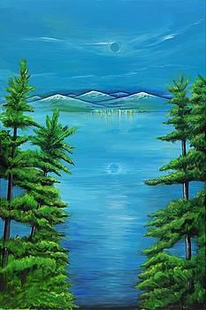 David Junod - Lake View
