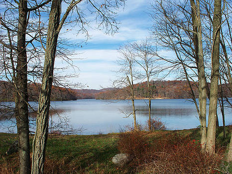Lake View by Valerie Longo