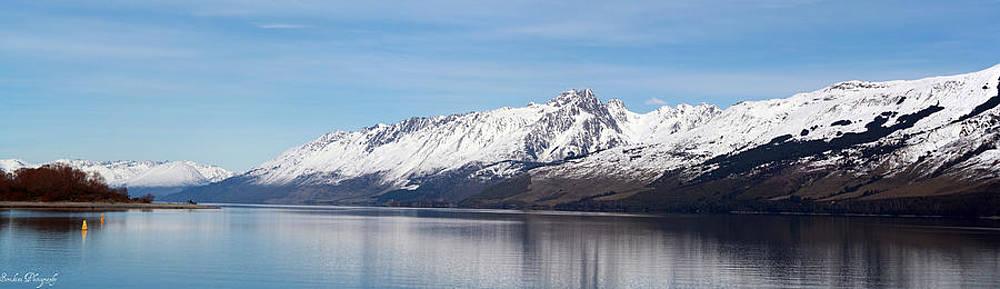 Rachael Shaw - Lake Wakatipu