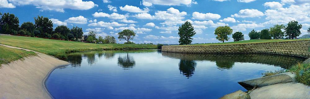 Lakeridge Duck Pond by Robert Hudnall