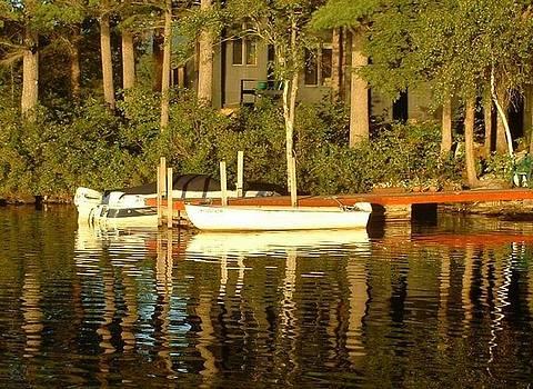 Lakeside by Jon Montgomery