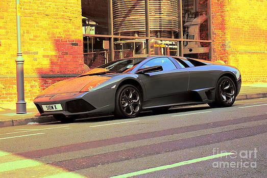 Lamborghini by Hristo Hristov