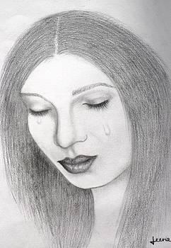 Lamenting Soul by Rejeena Niaz