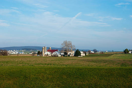 Lancaster County by Heidi Reyher