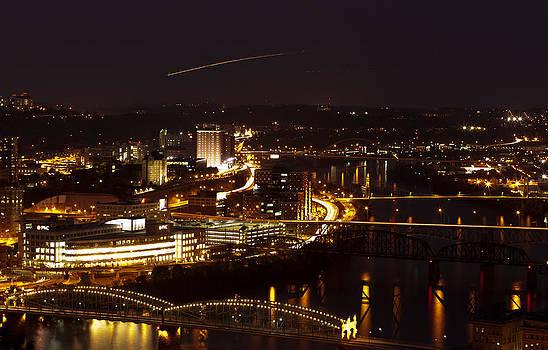 David Hahn - Landing in Pittsburgh