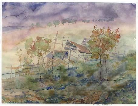 Landscape by Domnita Maria