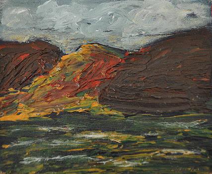 Landscape by Mickey Krause